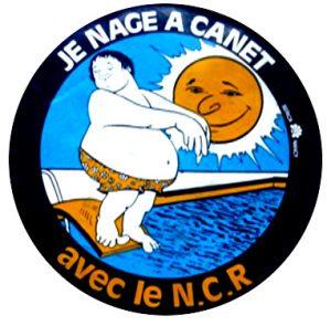 1er logo du club