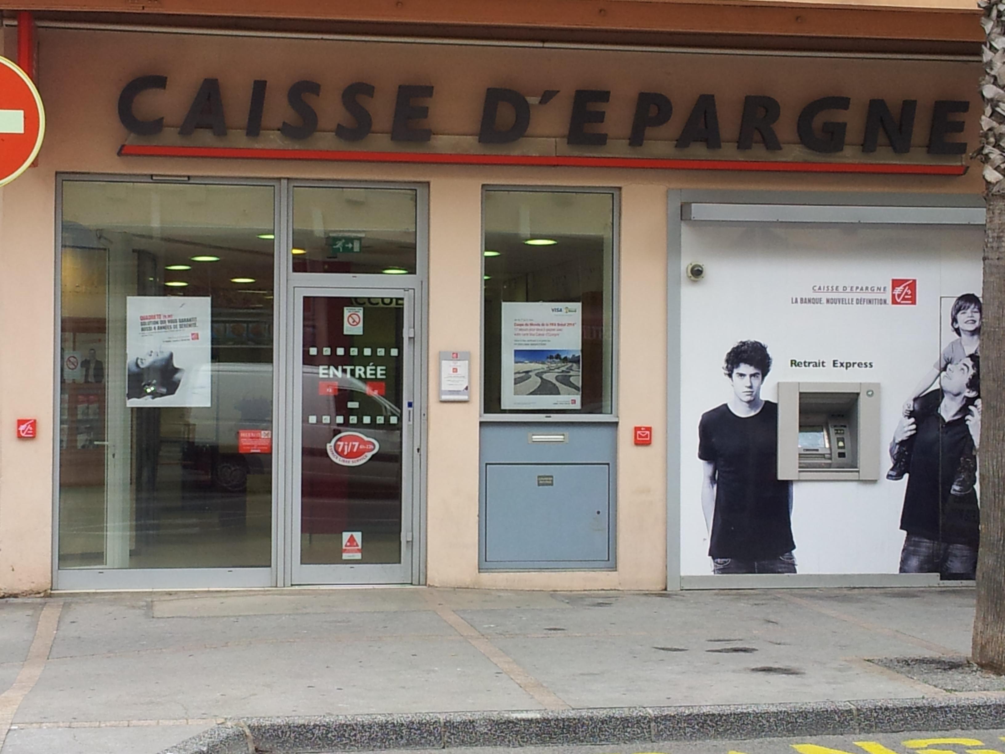 Banque Caisse D Epargne Canet En Roussillon