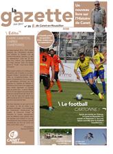 La Gazette Juin 2017
