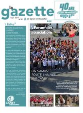 La Gazette Septembre 2017