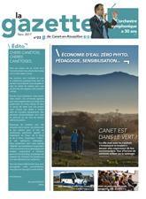 La gazette novembre 2017