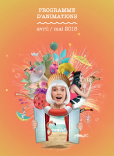 Animations Avril à Mai 2018