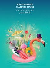 Programme animation juin 2018