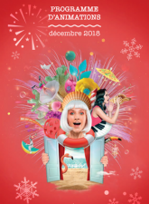 Couverture programme d'animations