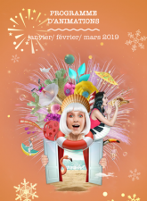 Animations Janvier Février Mars 2019