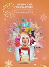 Programme animation décembre