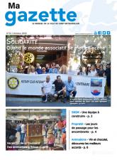 Couverture Gazette octobre