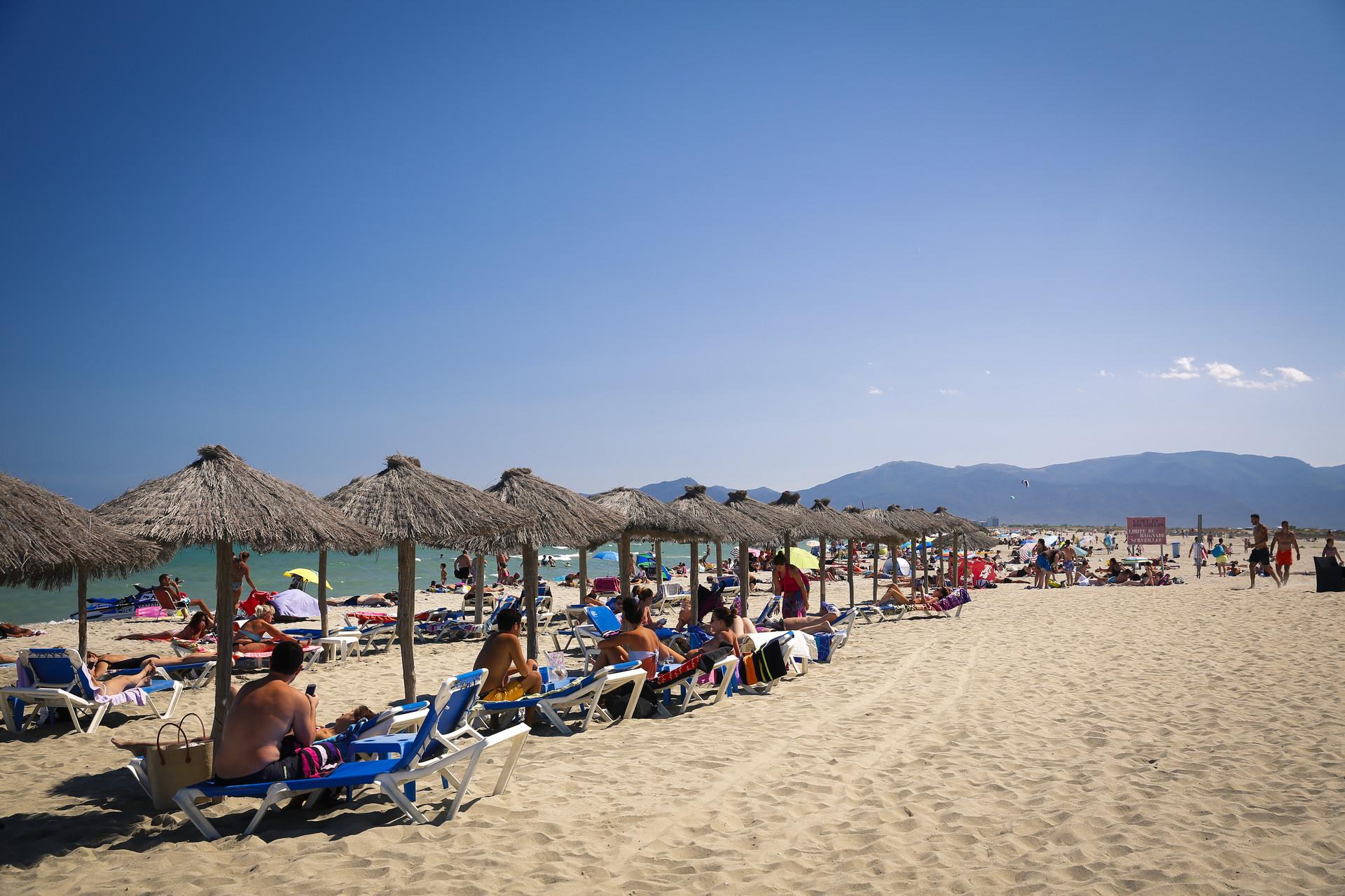 Plage du mar estang canet en roussillon - Canet plage office du tourisme ...
