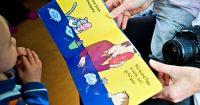 Petite enfance activité lecture