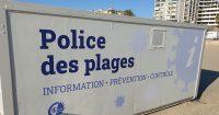 Algeco Police des Plages