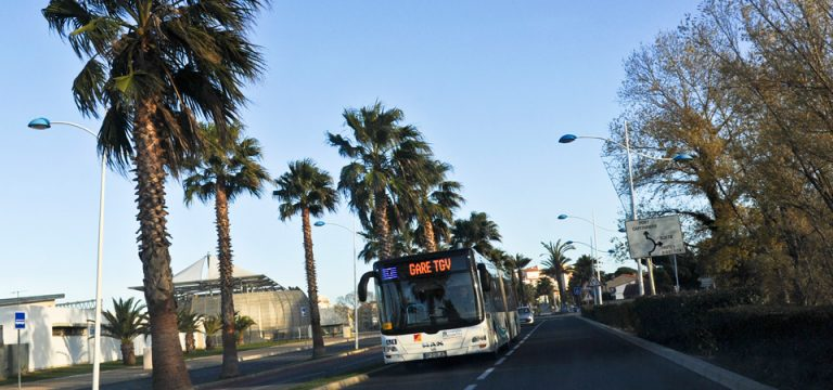Bus Avenue Jean Moulin