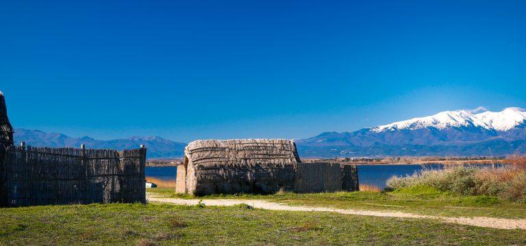 Cabane Etang Canigou Enneige