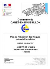 Carte Inondations Marines