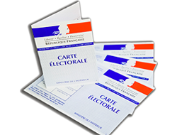 Listes éléctorales