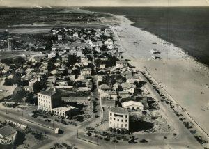 La côte se transforme avec le développement du tourisme