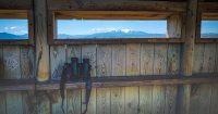 La cabane d'observation