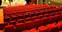 Gradins Théâtre