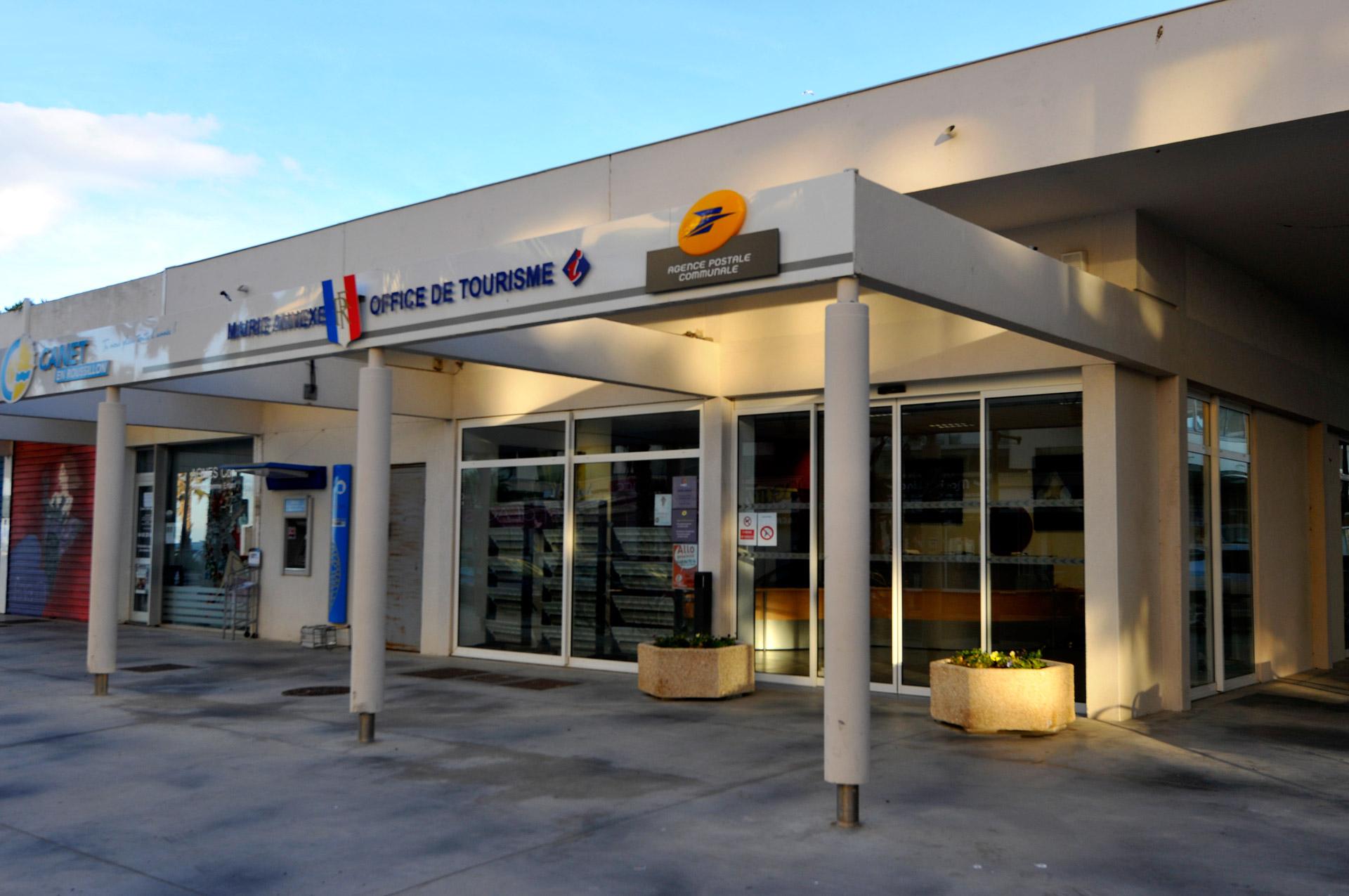 Mairie annexe sud canet en roussillon - Office du tourisme de canet en roussillon 66140 ...