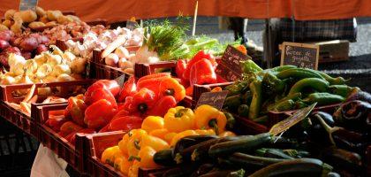 Étale légumes