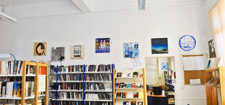 La médiathèque et la rentrée littéraire
