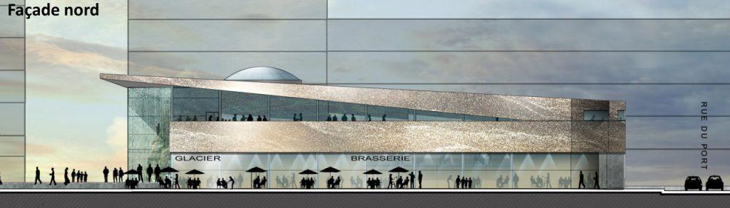 Nouvel Aquarium Façade Nord