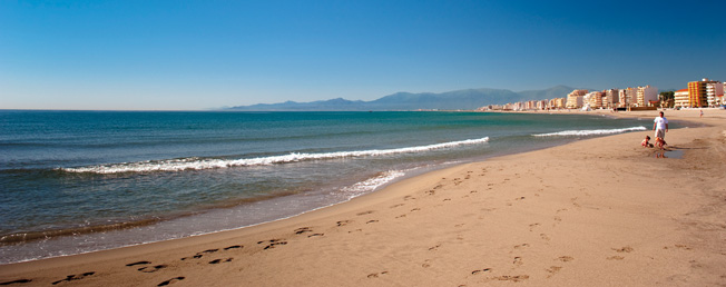 Plage Canet Littoral