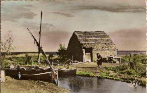 Scène de vie au village des pêcheurs