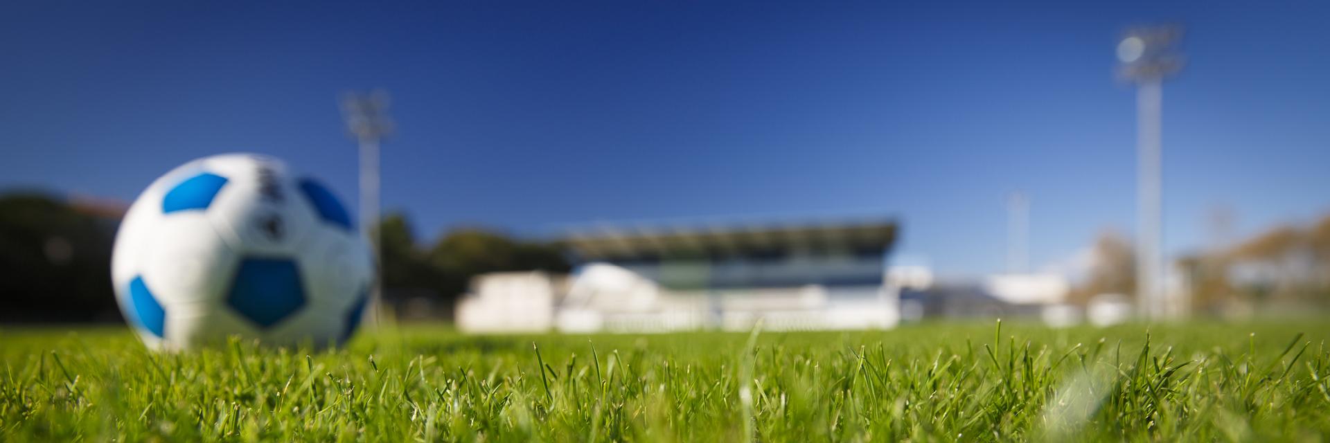 Stade balon de football