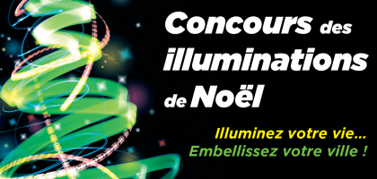 Visuel concours illuminations