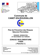 Zonage Réglementaire Planche 3